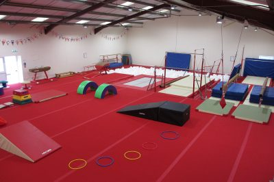 Cambridge Gymnastics Academy
